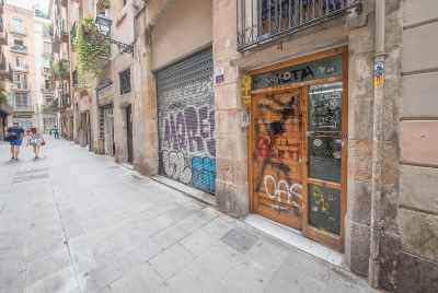 Central apartment near La Rambla in Barcelona